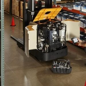 Better Data Adds Up to Better Forklift Utilization