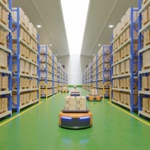 Why AGV robots are taking over our warehouse floors