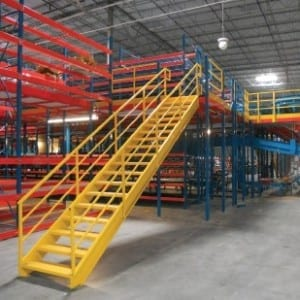 OSHA-Based or IBC Stairs: Clearing up a Warehouse Controversey