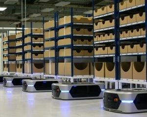 Reliability and productivity: The foundation of automated warehouses