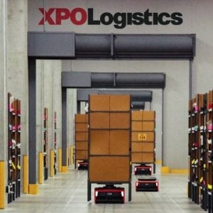 How XPO Logistics Uses Robots to Meet E-Commerce Demand